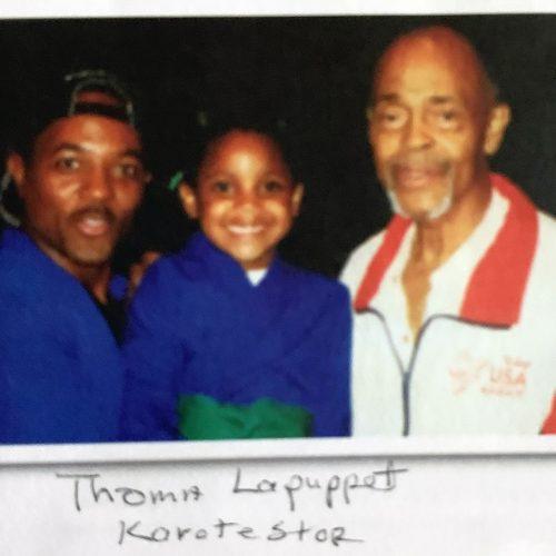 Thomas LaPuppet, Karate Star