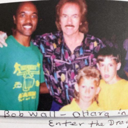 """Bob Wall-Ohara in """"Enter the Dragon"""""""